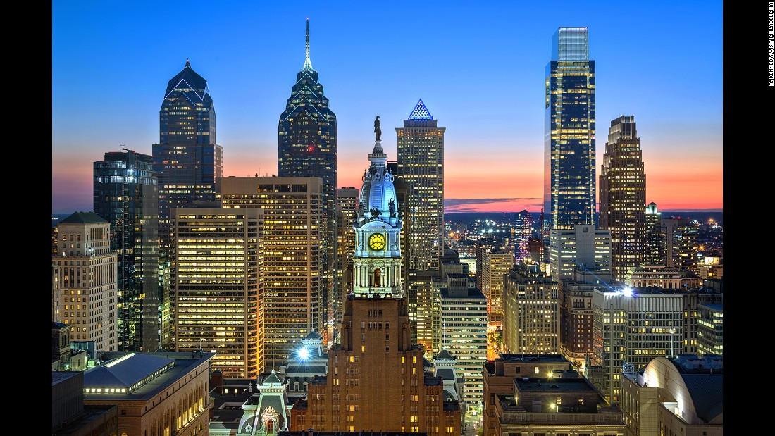 "Philadelphia's got it going on in 2016. There's the Democratic National Convention, the 40th anniversary of the movie ""Rocky"" and the Philadelphia International Festival of the Arts. And now it's topped the 2016 Lonely Planet's ""Best in the U.S."" list of spots to visit. Click through the rest of the gallery to enjoy all of Lonely Planet's picks."