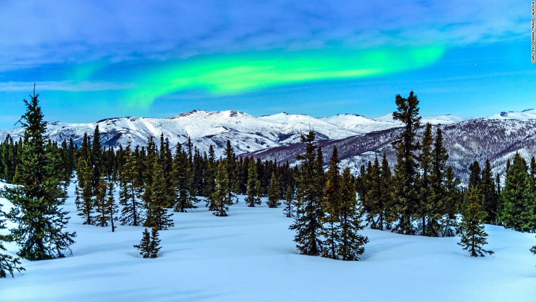 President Barack Obama recently visited Alaska, the first sitting president to actually visit the stunning state. Alaska is filled with beautiful scenery, and this year, travelers can now visit the newly renamed Denali, America's tallest peak.<br />