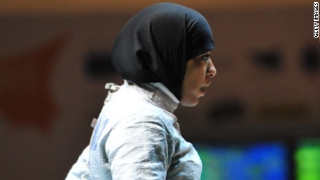U.S. Olympic athlete to wear hijab in 2016 Games