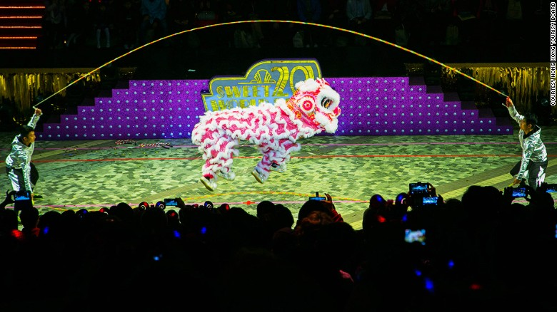 Reinventing Hong Kong's Lion Dance