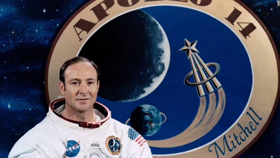 "<a href=""http://www.cnn.com/2016/02/05/us/edgar-mitchell-moon-astronaut-dies-obit-feat/"" target=""_blank"">Edgar Mitchell</a> was the sixth man to walk on the moon and just one of 12 total who have done so. The Apollo 14 astronaut, who was 85, died on February 4."