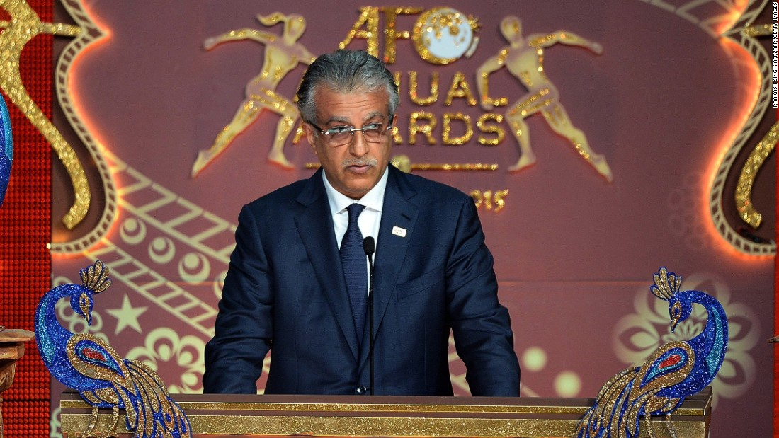 "The Bahraini royal, who also heads the Asian Football Confederation, is the favorite to replace Blatter. Does he think a woman will ever be FIFA president? ""The truth is that it is not a question of gender but rather a question of qualifications,"" he says. ""The best woman or the best man should run FIFA. If one had a choice between surgeons of different backgrounds or sexes to operate on a loved one, one's decision would be based on their qualifications and experience and nothing else. FIFA, as many other professional organizations in the west, shares the same challenges when it comes to gender issues."""