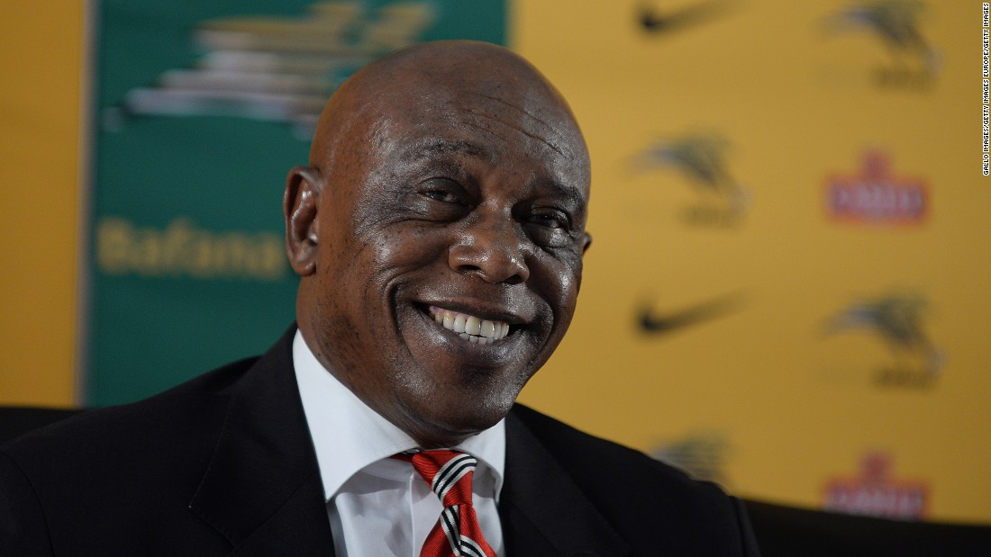 CNN contacted Sexwale's camp, but received no response.