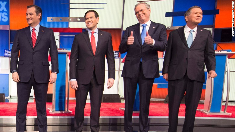 Jeb Bush to meet with Cruz, Rubio and Kasich