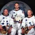 Apollo 11 crew photo