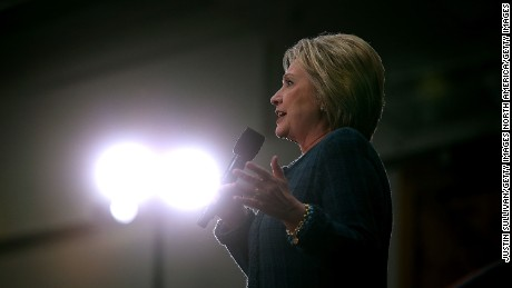Hillary, be proud of your Wall Street speeches