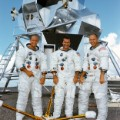 Apollo 12 crew photo