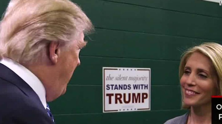 Trump: 'Wouldn't be happy' with second place in N.H.