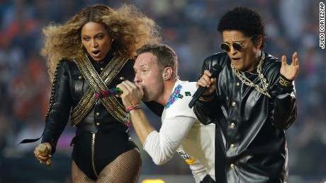 Super Bowl 50: Halftime show