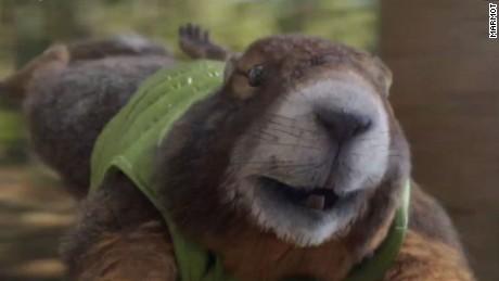 marmot super bowl 50 ad