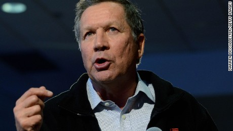 How John Kasich might be able to catch Trump