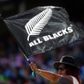 Sydney sevens fans all blacks