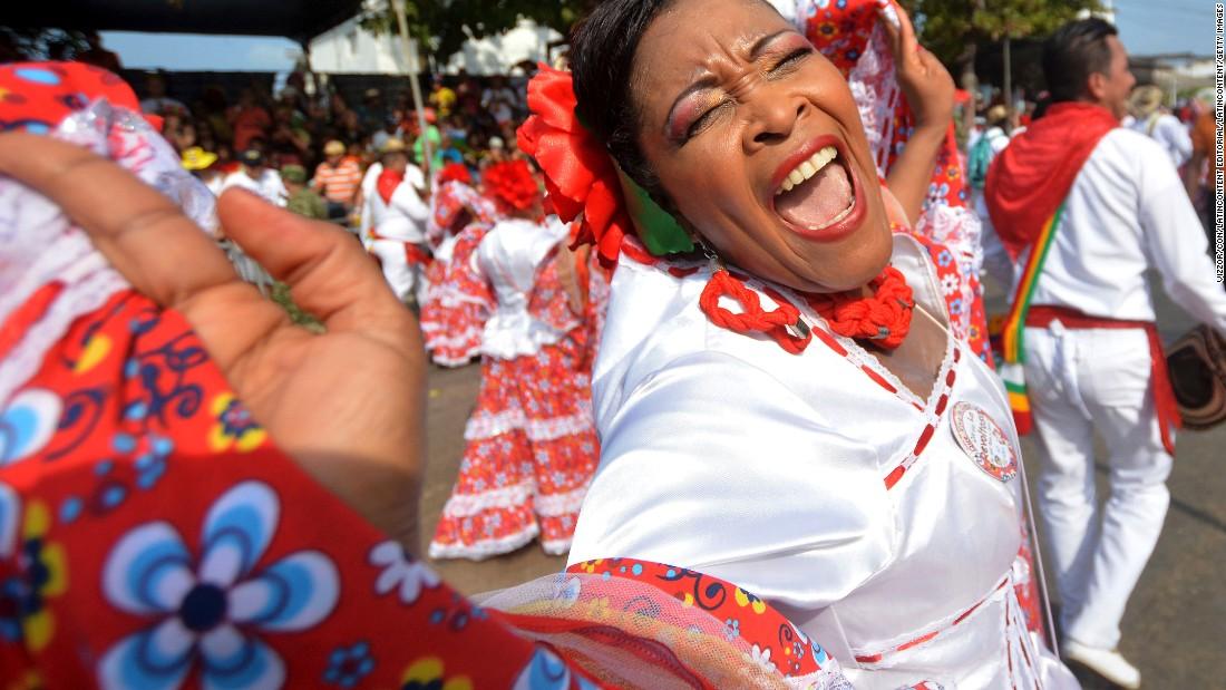 Barranquilla: South America's 'other' carnival - CNN.com