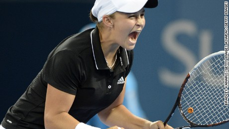 In 2013 aged 16, Barty became the youngest Australian Federation Cup player since Jelena Dokic in 1998