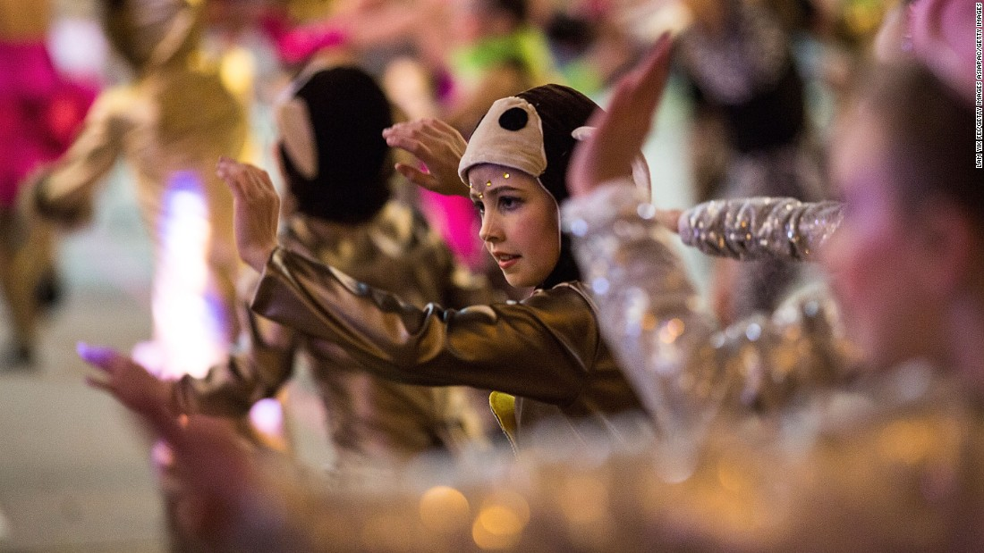 Photos: Lunar New Year: Year of the Monkey