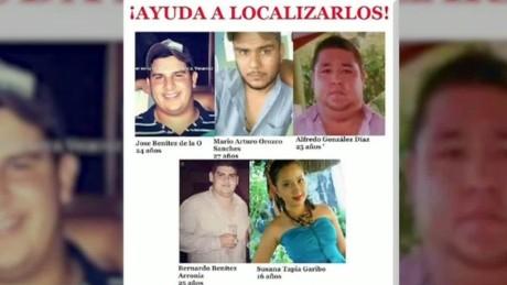 cnnee vo perspectivas cinco desaparecidos veracruz restos _00004012
