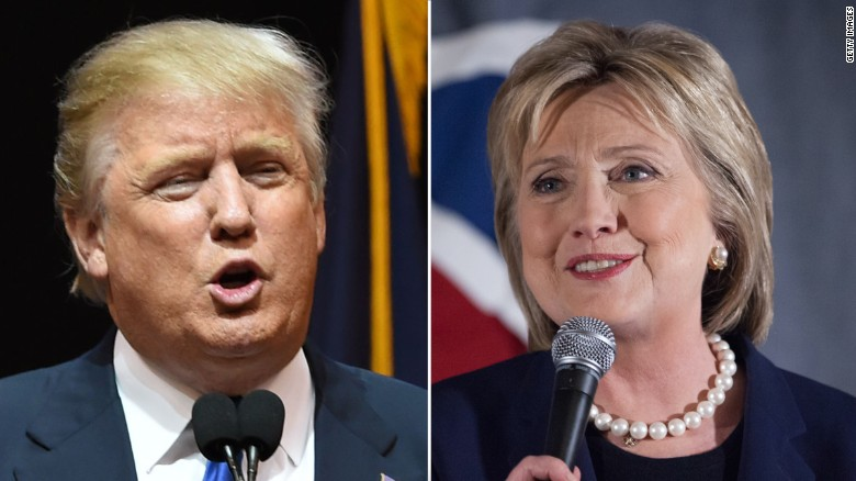 New CNN polls: Trump, Clinton hold big leads in S.C.