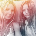 gwenyth paltrow daughter selfie