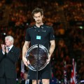 Andy Murray runner-up speech Australian Open