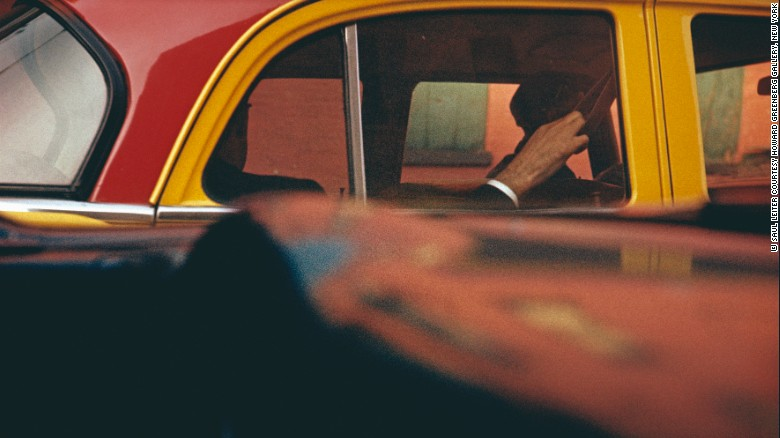 Saul Leiter: Pioneer of early color photography
