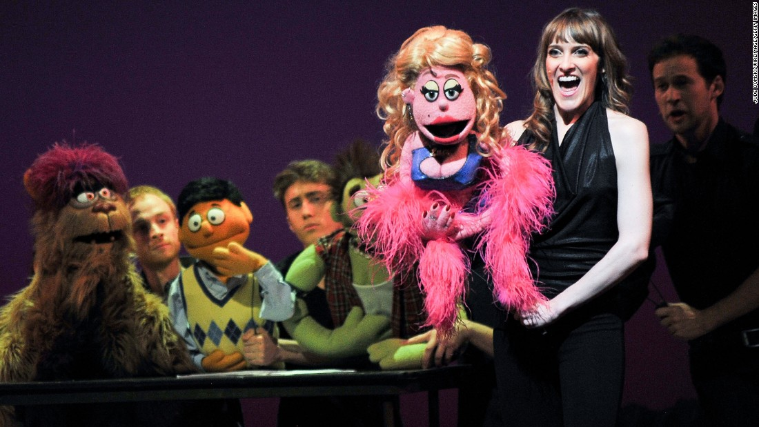 """Avenue Q"" seemed the quintessential off-Broadway show: a little quirky, as if ""Sesame Street"" were crossed with a black comedy about 20-somethings. But it proved to have great staying power when it came to the Great White Way, running for more than 2,500 performances and winning a Tony for best musical in 2004."
