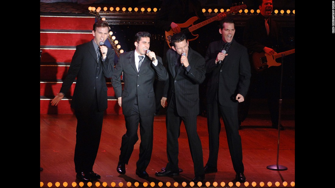 """Jersey Boys"" could have been a simple jukebox musical, but the story of the Four Seasons had too much going for it to fit into that (juke) box. The result won best musical at the 2006 Tonys and is still running, more than 4,000 performances later."