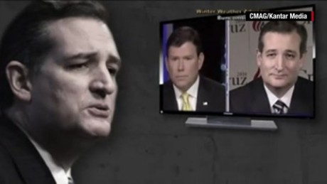 New Trump ad slams Cruz