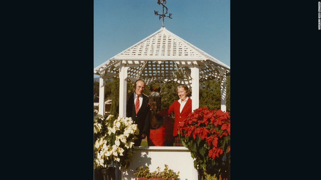 Seamair was previously owned by John Charles Pritzlaff Jr. and Mary Dell Olin Pritzlaff, of the chemical giant Olin Corporation, who brought the property in 1977. Mary's love of horses had a lasting impact on the estate.