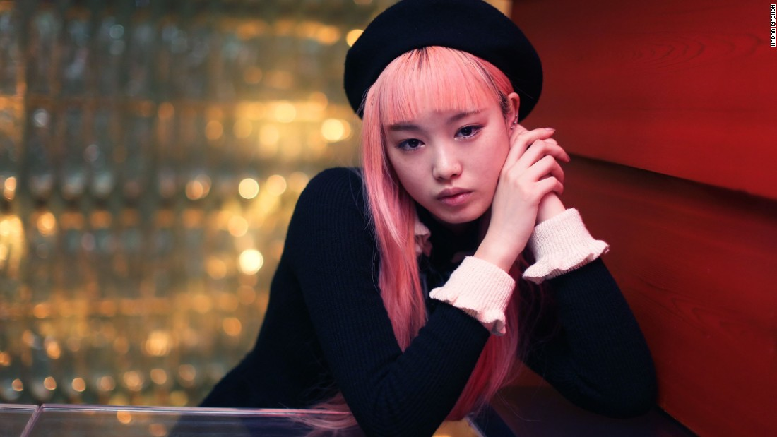 Australian Fernanda Ly, seen here at Morimoto Restaurant in New York, is one of the fashion industry's most talked-about new models. She rose to prominence when Louis Vuitton creative director Nicolas Ghesquière booked her as an exclusive for his Autumn-Winter 2016 show in March 2015.