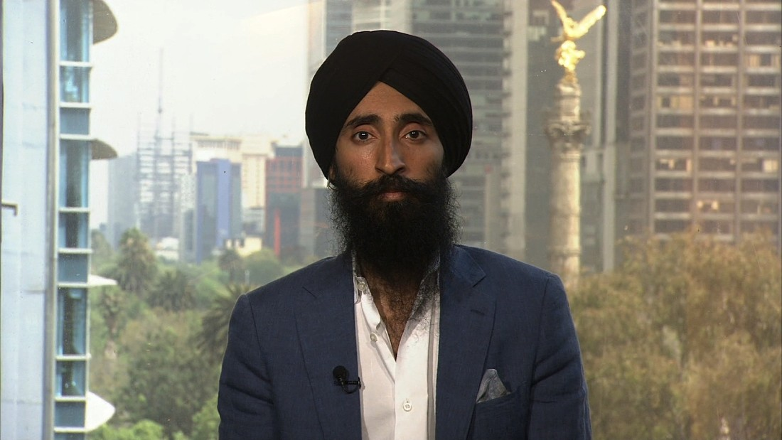 Sikhs: Religious minority target of hate crimes 160209195001 waris ahluwalia amanpour super 169