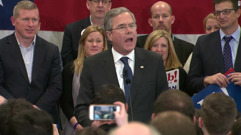 Jeb Bush: New Hampshire has reset the race