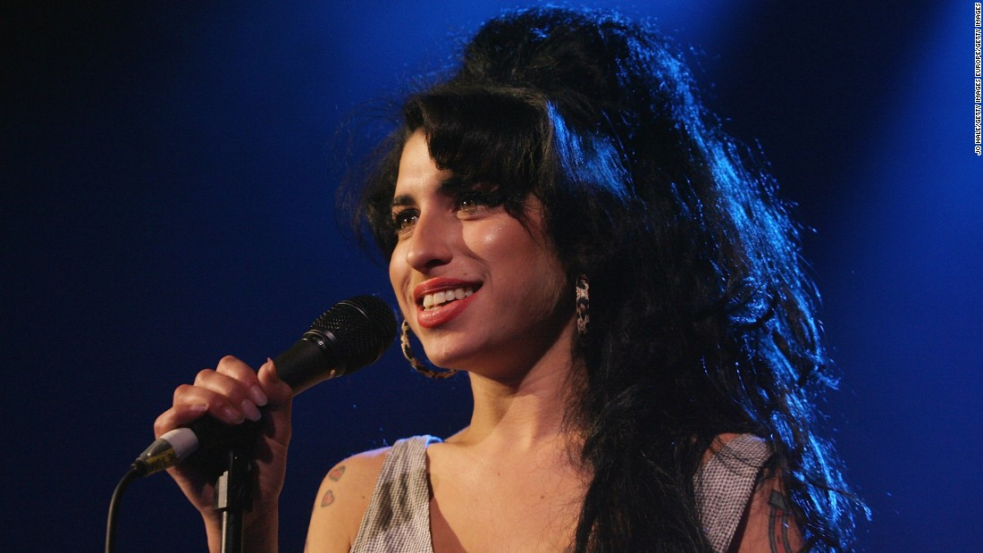 "<strong>Amy Winehouse's</strong> album ""Back to Black"" helped her win the Grammy for best new artist in 2008 against competition that included Taylor Swift. Winehouse battled substance abuse and health issues and never released another album. She died in 2011 from accidental alcohol poisoning at the age of 27."