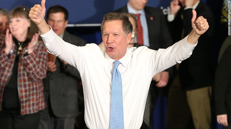 John Kasich: 'I believe we can win Mississippi'
