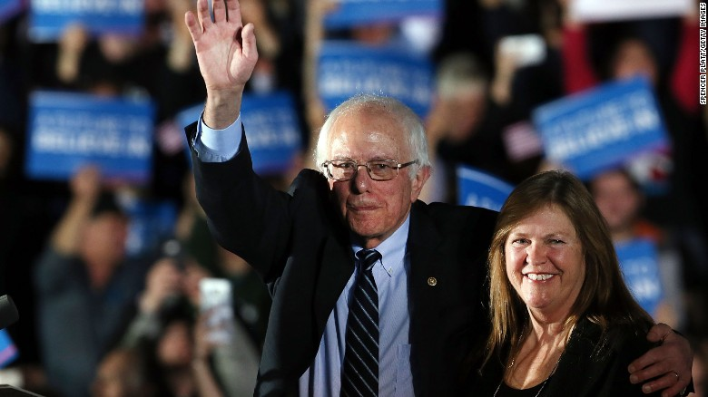Bernie Sanders voters look for a path forward