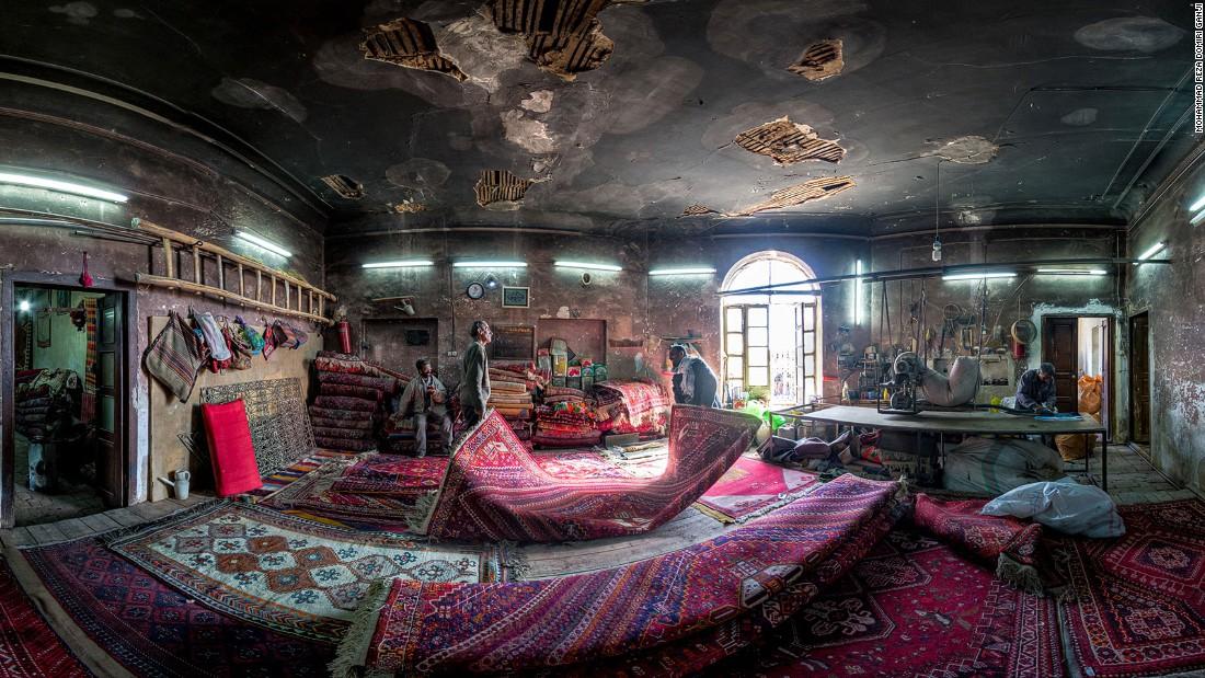 伊朗摄影师Ganji带你游伊朗 - wuwei1101 - 西花社