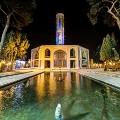Dolat-abad-Garden,-Yazd