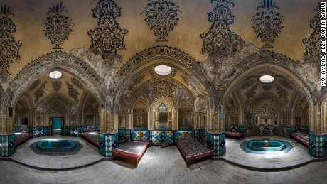 Cool and clean: Sultan Amir Ahmad Bathhouse.