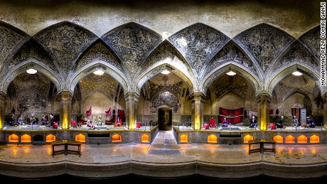 Amazing symmetry: Vakil Bath.