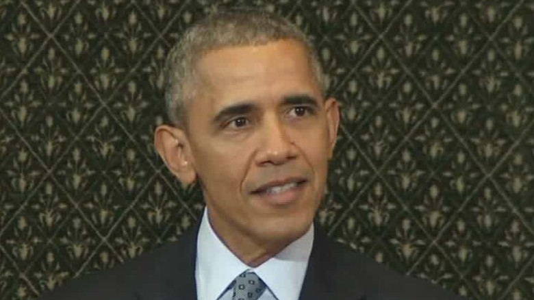 Obama: Political division worse since my election