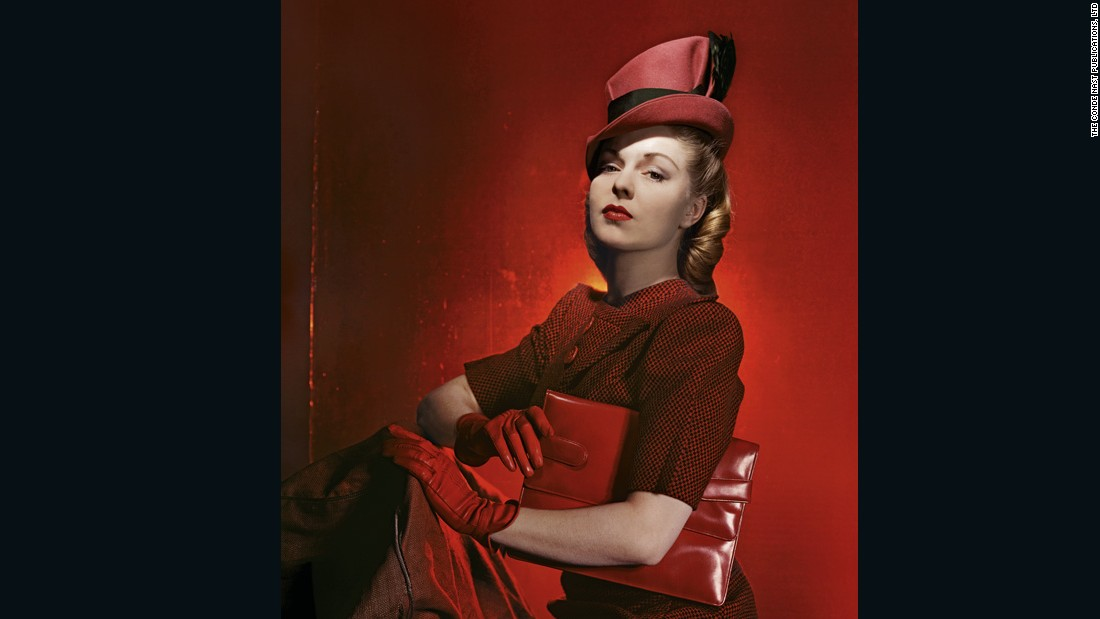 The Second Age of Beauty is Glamour by Cecil Beaton, 1946. Vogue 100: A Century of Style is at the National Portrait Gallery, London, from 11 February-22 May 2016, sponsored by Leon Max.