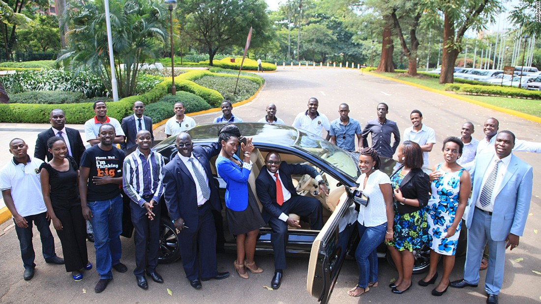 Kiira Motors Corporation currently employs 32 people.