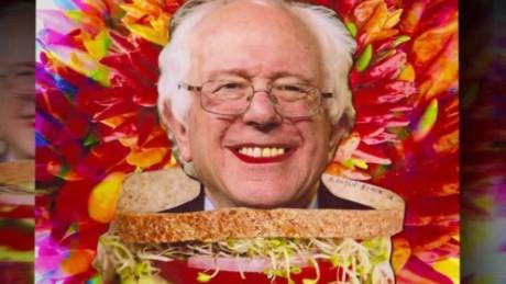 bernie sanders sandwiches debate pkg moos erin_00002330.jpg