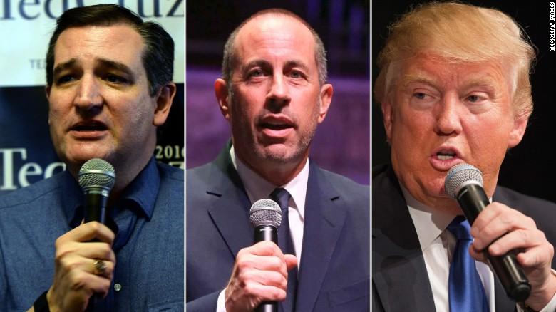 Ted Cruz spokesman: Trump's bid a 'Seinfeld candidacy'