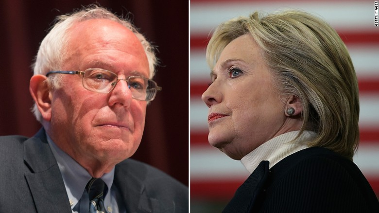 Clinton, Sanders prep for Democratic debate in Milwaukee
