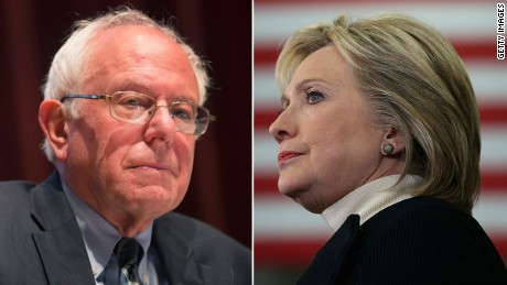 Bernie Sanders: Hillary Clinton is not 'qualified' to be president