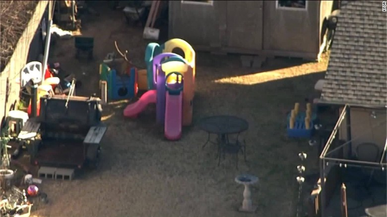 Couple found dead at daycare with children still inside