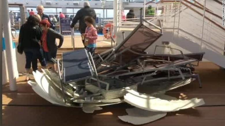 cruise ship rough seas passengers lipman newday_00005308