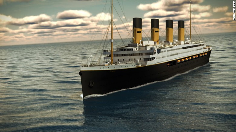 Titanic II to set sail in 2018