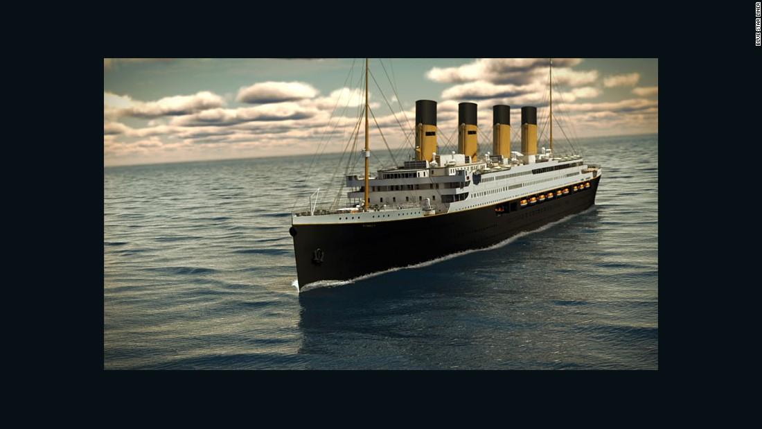 2018 Best Nine Instagram >> Titanic II to set sail in 2018 - CNN Video