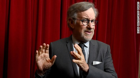 Director Steven Spielberg attends the 16th Annual AFI Awards earlier this year.